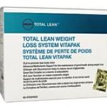 Total LeanWeight Loss System Vitapak – TOTAL LEAN – GNC